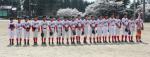 全日本少年軟式野球大会市内予選 優勝